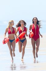 ALEXANDRA DADDARIO, KELLY ROHRBACH and ILFENESH HADERA on the