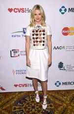ALICE EVE at Stand Up to Cancer's NY Standing Room Only Evenet 04/09/2016