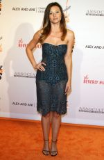 ALYSON ALY MICHALKA at 23rd Annual Race To Erase MS Gala in Beverly Hills 04/15/2016