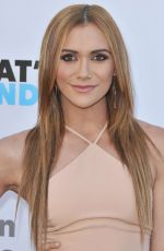 ALYSON STONER at What's Trending 4th Annual Tubeathon in Burbank 04/20/2016