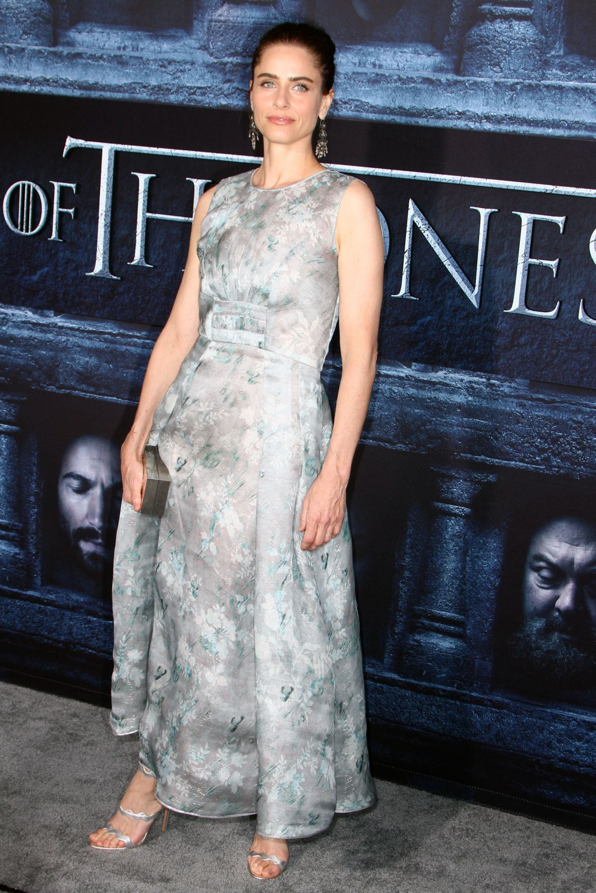 AMANDA PEET at 'Game of Thrones: Season 6' Premiere in Hollywood 04/10/2016