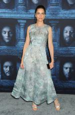 AMANDA PEET at 'Game of Thrones: Season 6' Premiere in Hollywood 04/10/2016