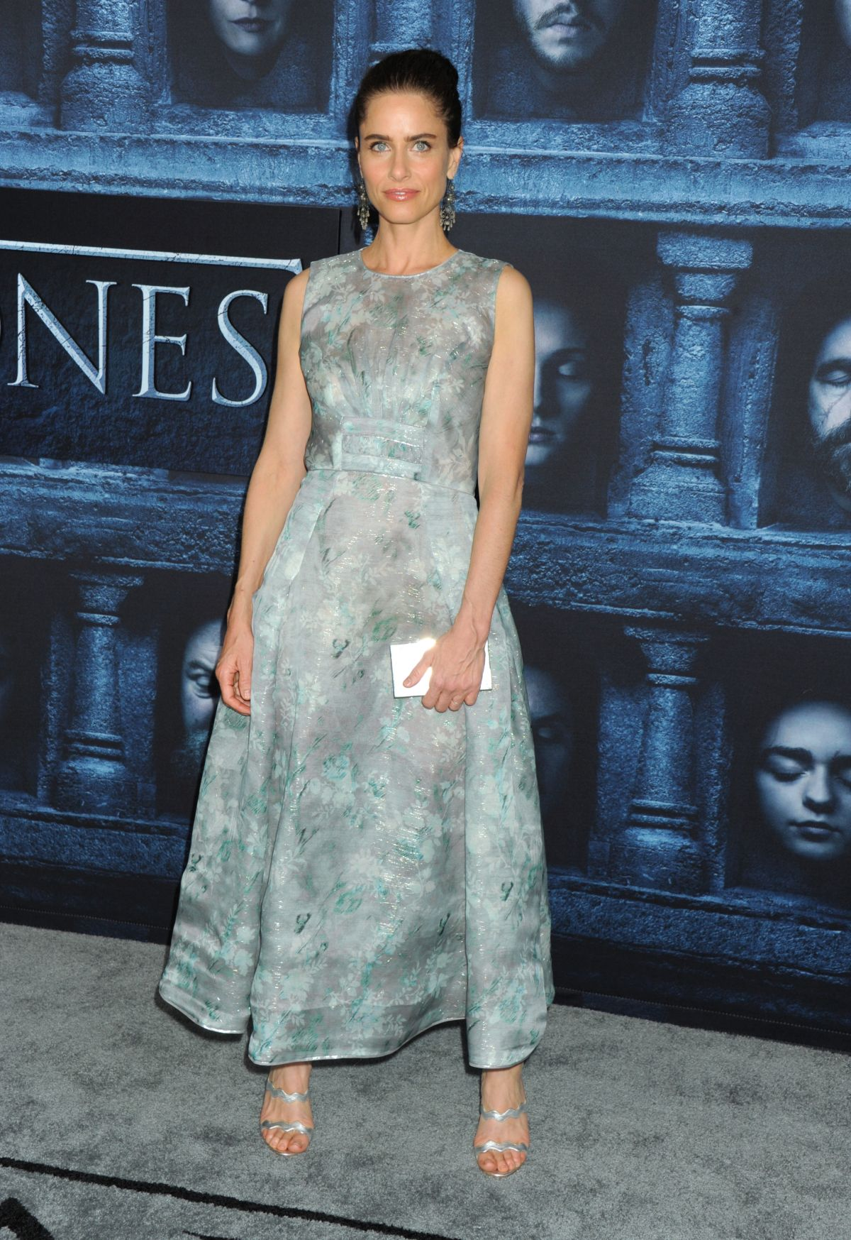 AMANDA PEET at 'Game of Thrones: Season 6' Premiere in ...