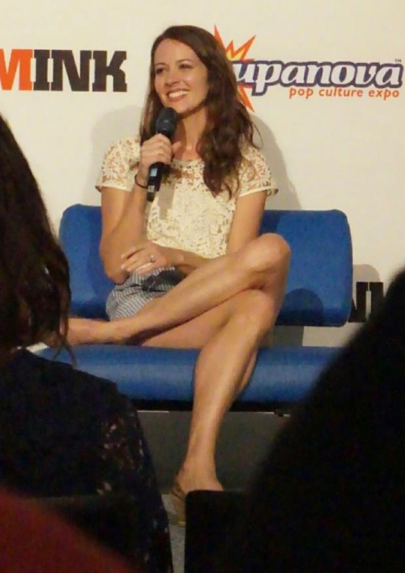 100 Pictures of Amy Acker 2016