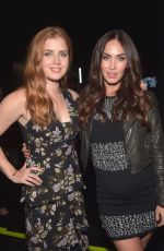 AMY ADAMS and MEGAN FOX at Cinemacon 2016 Gala Opening Night in Las Vegas 04/11/2016