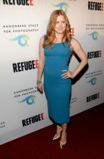 AMY ADAMS at Annenberg Space for Photography Presents Refugee in Century City 04/21/2016