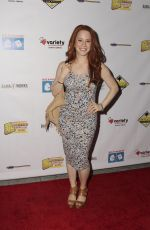 AMY DAVIDSON at Milk + Bookies 7th Annual Story Time Celebration in Los Angeles 04/17/2016