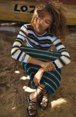 ANAIS MALI in The Edit Magazine, April 2016 Issue
