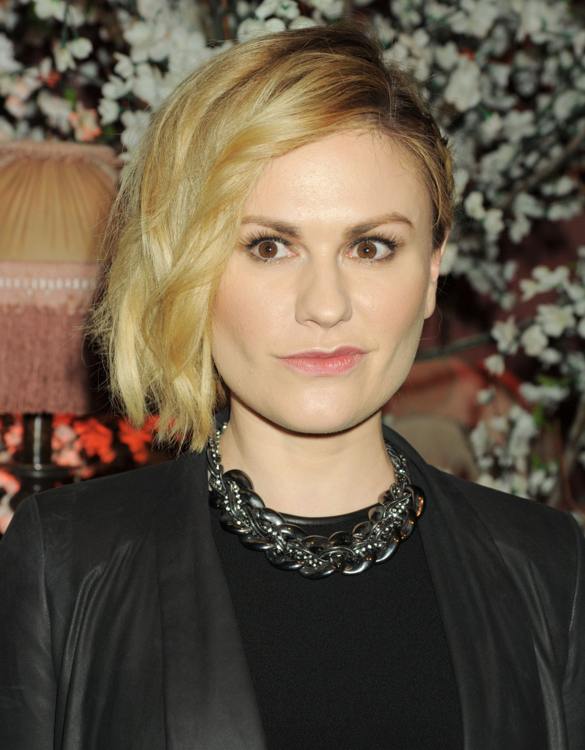 ANNA PAQUIN at Alice + Olivia by Stacey Bendet and Neiman ... Anna Paquin