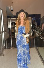 ANNALYNNE MCCORD at Los Angeles International Airport 04/07/2016