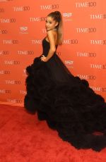 ARIANA GRANDE at 2016 time 100 Gala Most Influential People in World 04/26/2016