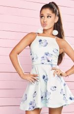 ARIANA GRANDE for 2016 Lipsy London Summer Collection by Jones Crow