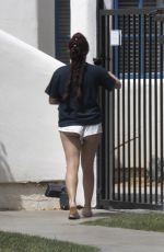 ARIEL WINTER Out and About in Indio 04/24/2016
