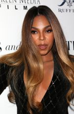 ASHANTI at 'Mothers and Daughters' Premiere in Los Angeles 04/28/2016