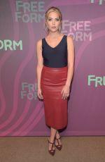 ASHLEY BENSON at 2016 ABC Freeform Upfront in New York 04/07/2016