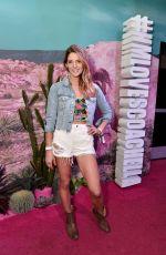 ASHLEY GREENE at H&M Loves Coachella Pop Up in Indio 04/15/2016