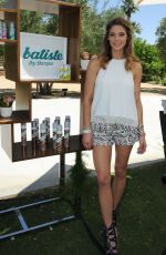 ASHLEY GREENE at Zoeasis Presented by Zoe Report and Guess in Palm Springs 04/16/2016