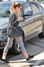 ASHLEY GREENE Out Shopping in Beverly Hills 03/30/2016