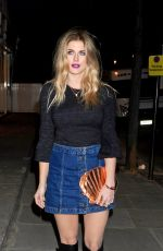 ASHLEY JAMES at Store and Product Launch Party at Delam in London 03/16/2016