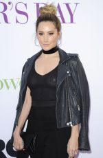 ASHLEY TISDALE at 'Mother's Day' Premiere in Los Angeles 04/13/2016