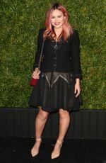 ATLANTA DE SADENET at 11th Annual Chanel Tribeca Film Festival Artists Dinner in New York 04/18/2016