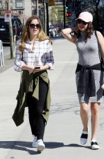 BAILEE MADISON and MCKAYLEY MILLER Out in Vancouver 04/02/2016