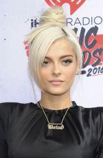 BEBE REXHA at iHeartRadio Music Awards in Los Angeles 04/03/2016