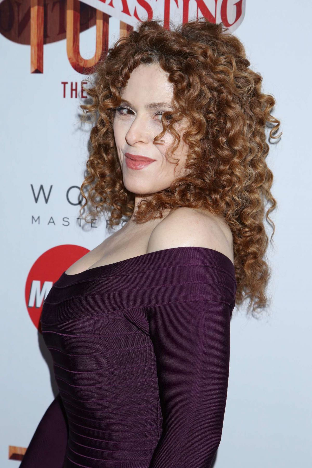 BERNADETTE PETERS at Opening Night of Tuck Everlasting in New York 04/26/2016