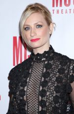 BETH BEHRS at miscast Gala at The Hammerstein Ballroom in New York 04/04/2016