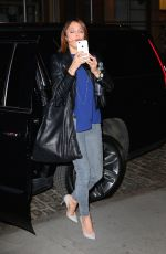 BETHENNY FRANKEL Night Out in New York 04/19/2016