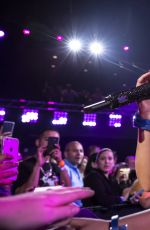 BEVKY G Performs at iHeartradio Theater in Burbank 04/18/2016