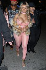 BLAC CHYNA at Thirst Nightclub in West Hollywood 04/23/2016