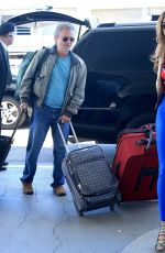 BLANCA BLANCO at LAX Airport in Los Angeles 04/23/2016