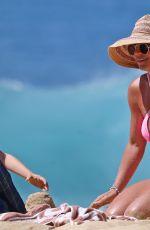 BRITNEY SPEARS in Bikini on the Beach in Hawaii 03/31/2016