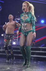 BRITNEY SPEARS Performs at Her Show in Las Vegas 04/15/2016