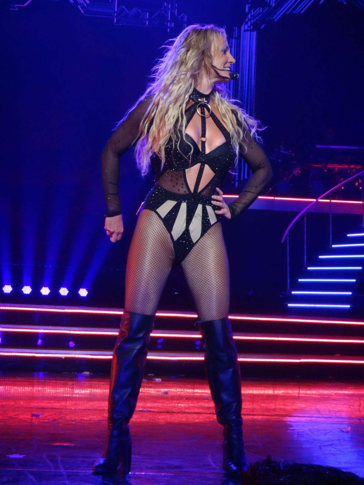 Opinion britney spears fishnet pantyhose