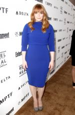 BRYCE DALLAS HOWARD at 5th Annual Reel Stories Real Lives Event in Hollywood 04/07/2016