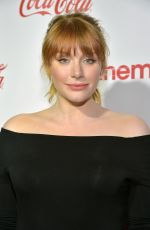 BRYCE DALLAS HOWARD at Cinemacon Big Acreen Achievement Awards in Las Vegas 04/14/2016