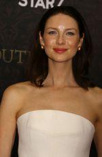 CAITRONA BALFE at Outlander' Season 2 Premiere in New York 04/04/2016