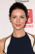 CAITRONA BALFE at TV Guide Magazine & Starz Celebration of Outlander in West Hollywood 03/30/2016