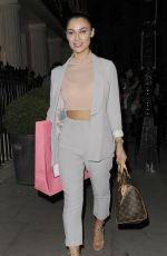CALLY JANE BEECH at Boux Avenue Summer Pool Party in London 04/27/2016