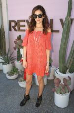 CAMILLA BELLE at Reovlve Desert House in Thermal 04/17/2016