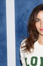 CAMILLA BELLE at Tory Sport Store Opening in New York 04/06/2016
