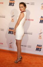CAMILLA LUDDINGTON at 23rd Annual Race To Erase MS Gala in Beverly Hills 04/15/2016