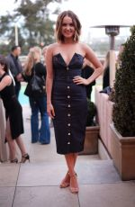 CAMILLA LUDDINGTON at Marie Claire Hosts Fresh Faces Party in Los Angeles 04/11/2016