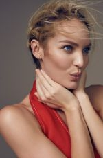 CANDICE SWANEPOEL in Elle Magazine, China May 2016 Issue