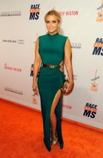 CARMEN ELECTRA at 23rd Annual Race To Erase MS Gala in Beverly Hills 04/15/2016
