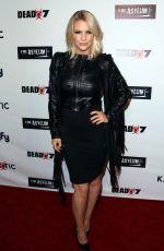 CARRIE KEAGAN at Dead 7 Premiere in Los Angeles 04/01/2016