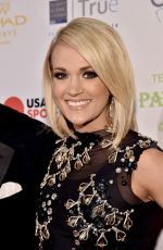 CARRIE UNDERWOOD at Muhammad Ali