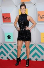 CASSADEE POPE at 51st Annual ACM Awards in Las Vegas 04/03/2016